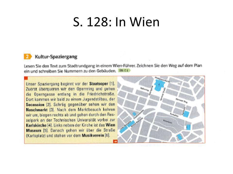 S. 128: In Wien