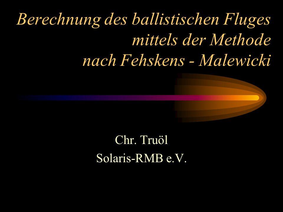 Chr. Truöl Solaris-RMB e.V.
