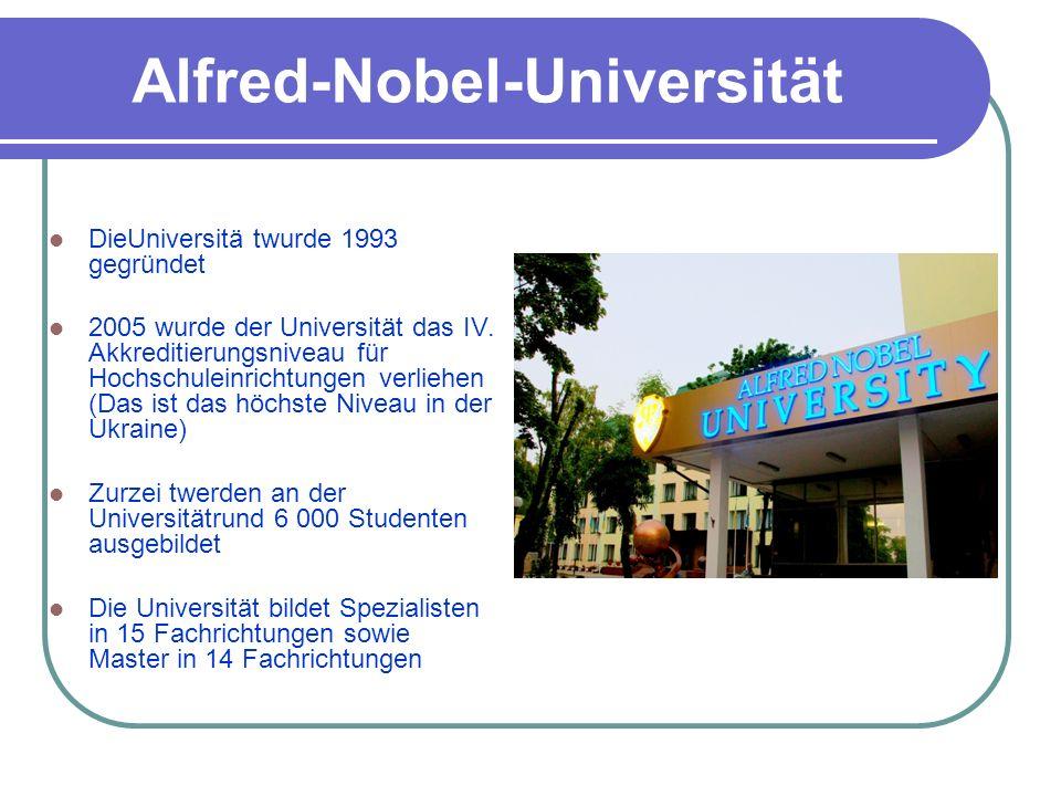Alfred-Nobel-Universität