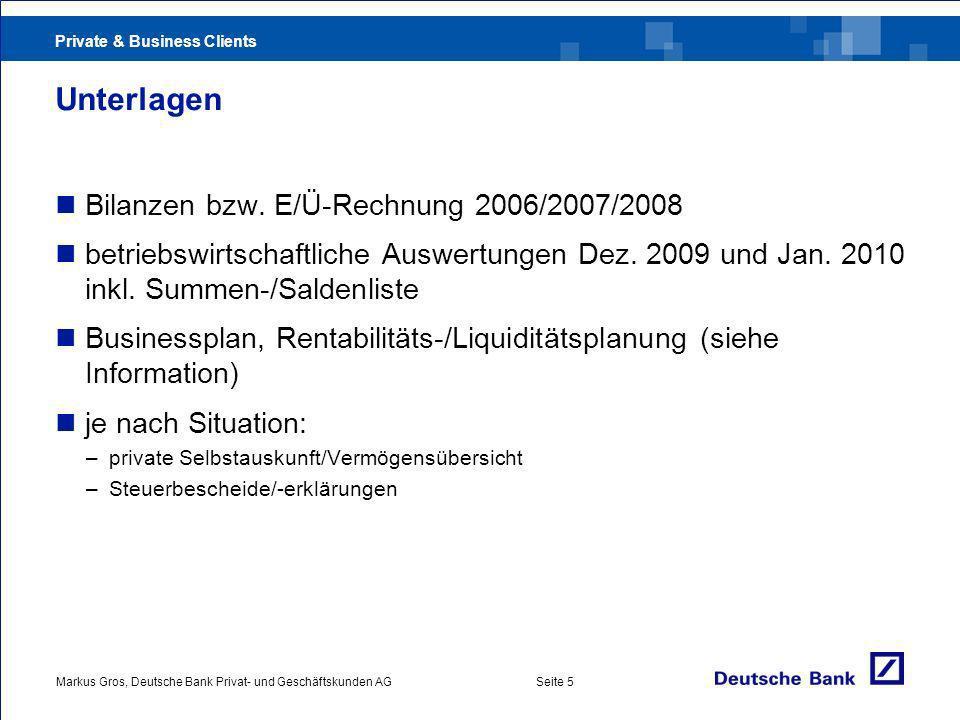 Unterlagen Bilanzen bzw. E/Ü-Rechnung 2006/2007/2008