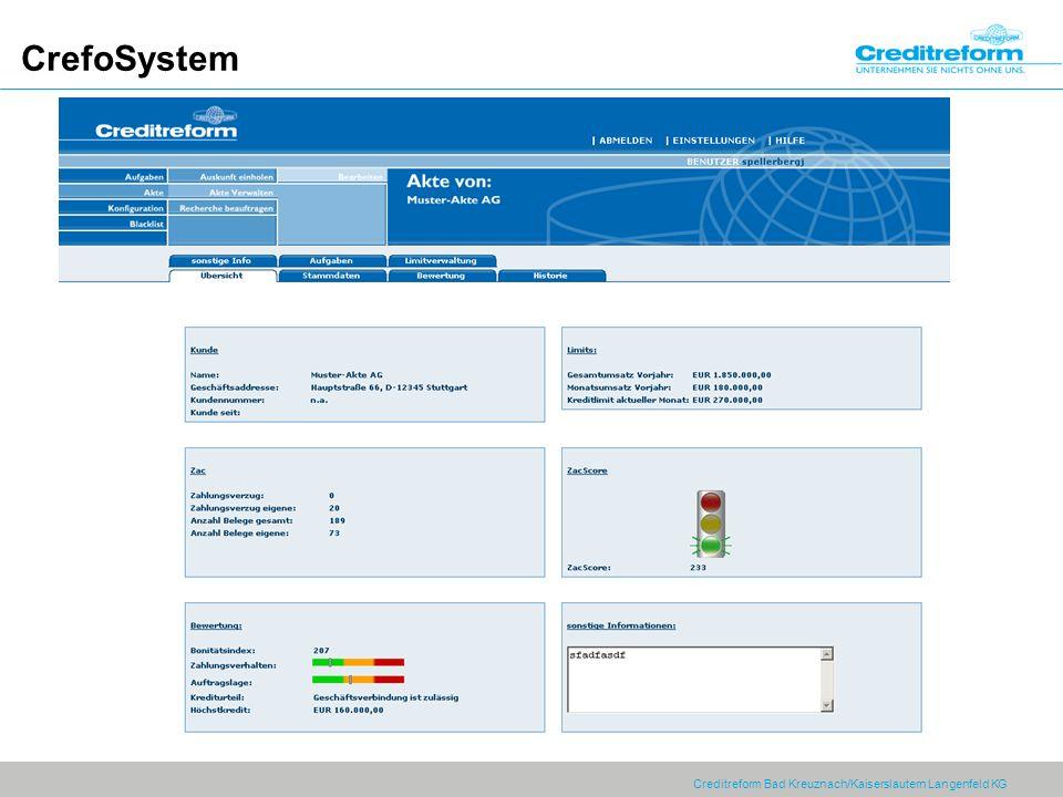 CrefoSystem
