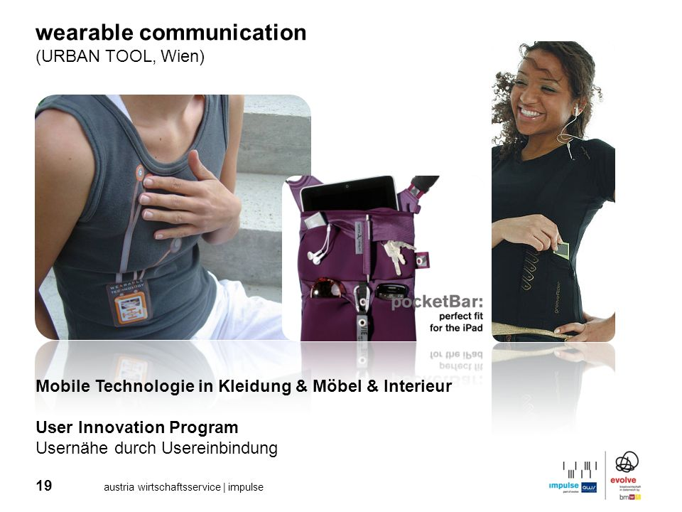 wearable communication