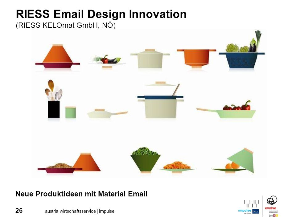 RIESS Email Design Innovation