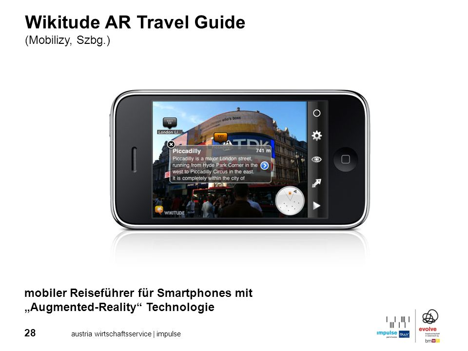 Wikitude AR Travel Guide