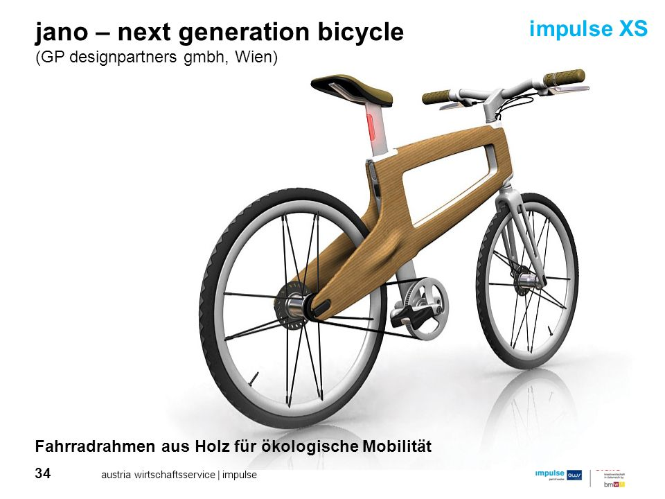 jano – next generation bicycle