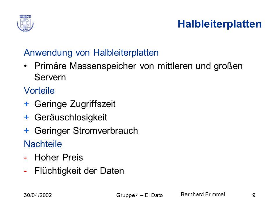 Halbleiterplatten Anwendung von Halbleiterplatten