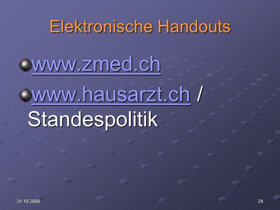 Elektronische Handouts