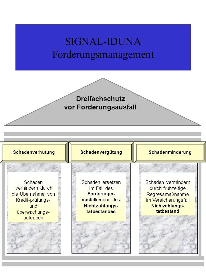 SIGNAL-IDUNA Forderungsmanagement