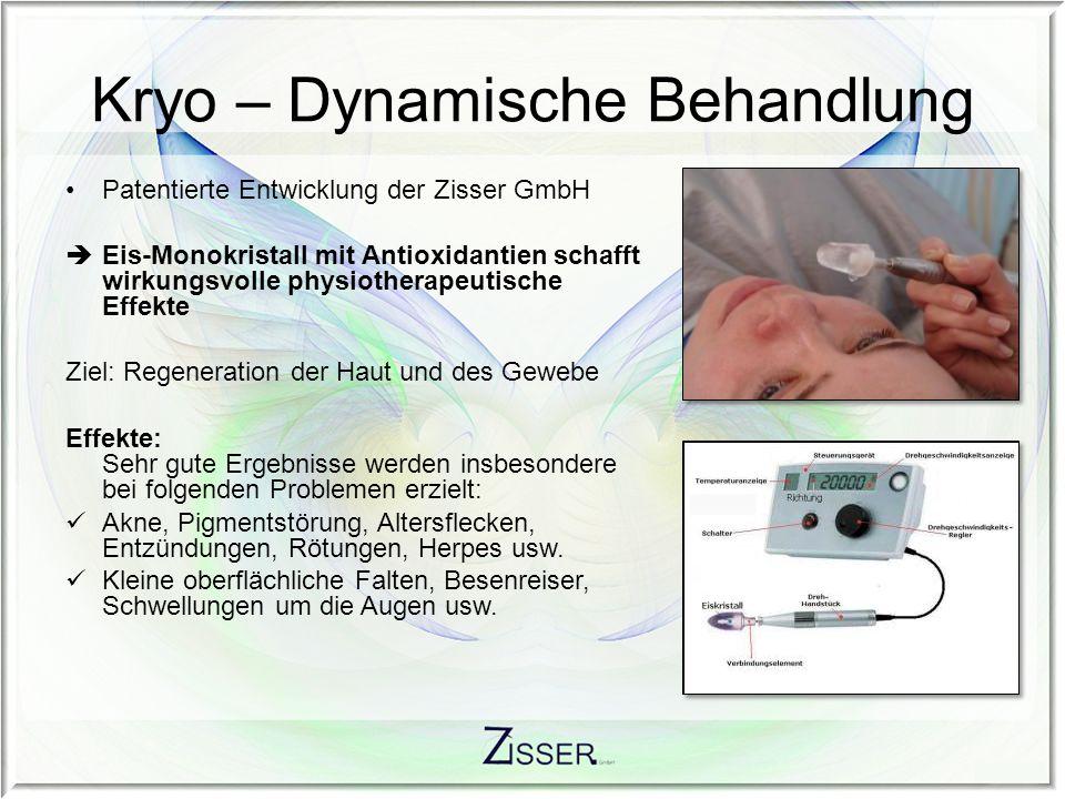 Kryo – Dynamische Behandlung