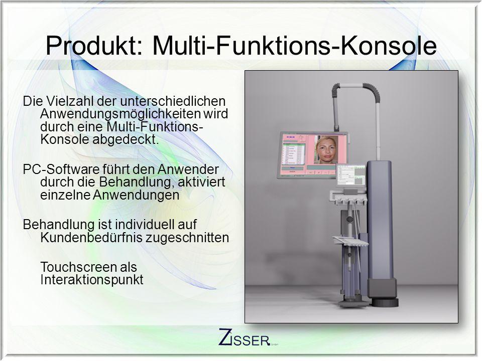Produkt: Multi-Funktions-Konsole