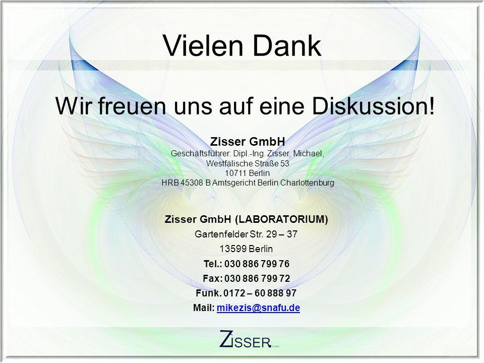 Zisser GmbH (LABORATORIUM) Mail: mikezis@snafu.de