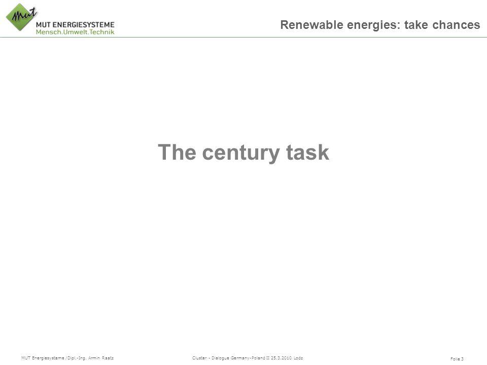 The century task