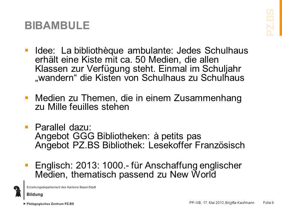 BIBAMBULE