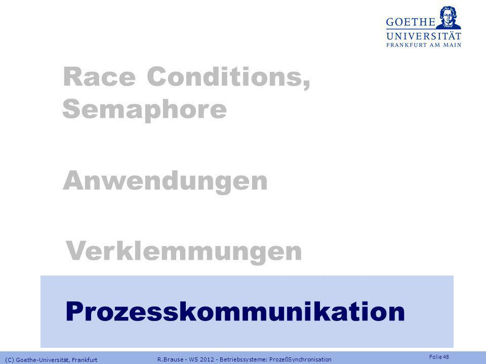 Prozesskommunikation
