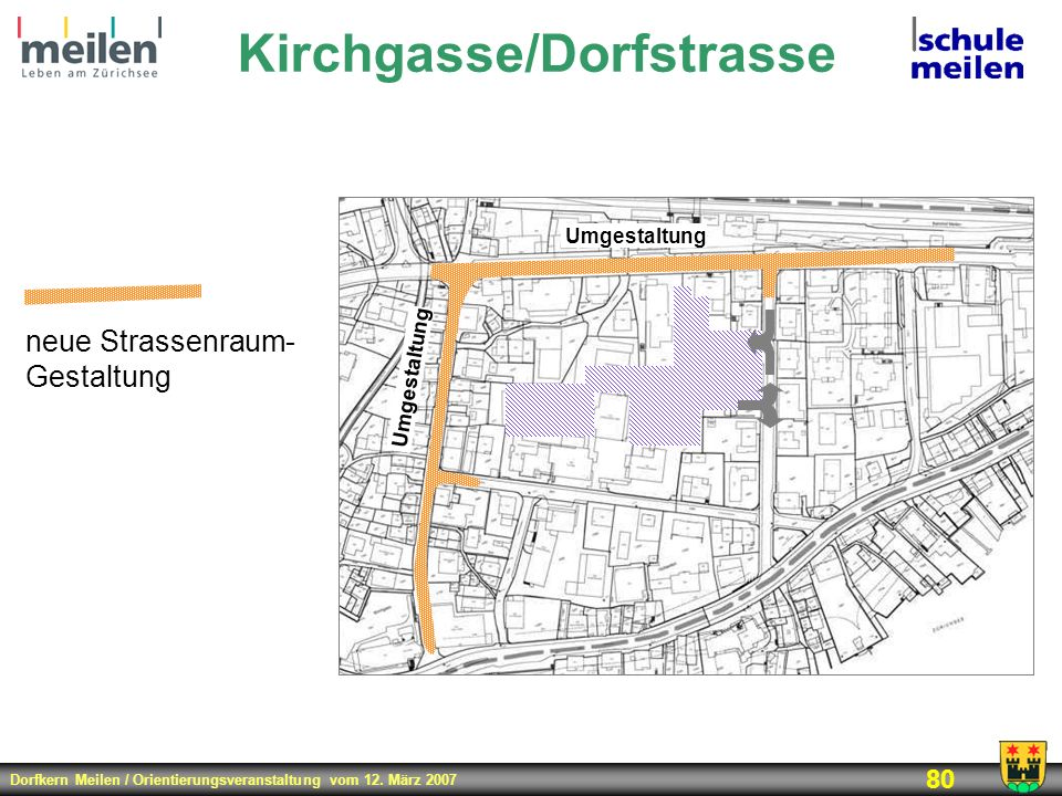 Kirchgasse/Dorfstrasse