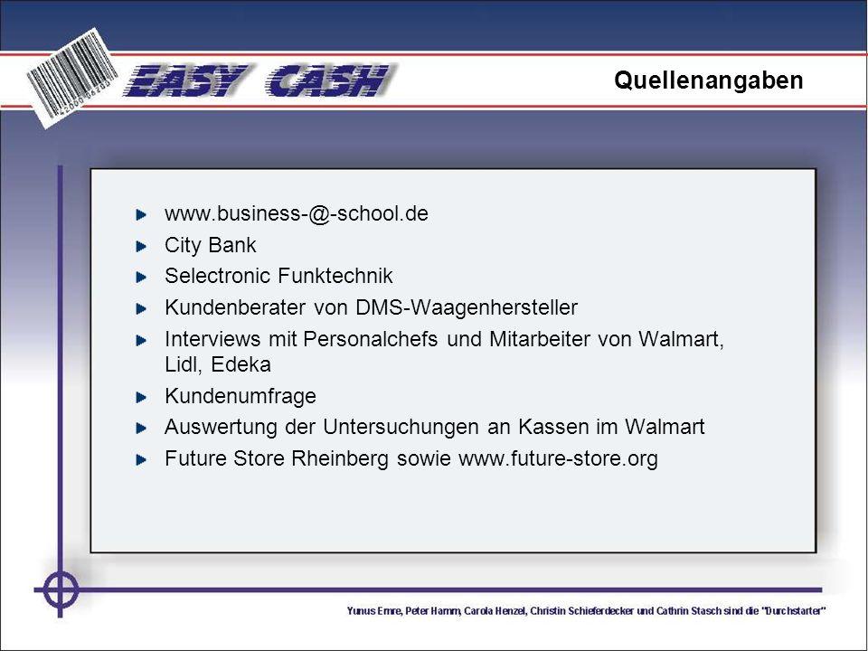 Quellenangaben www.business-@-school.de City Bank