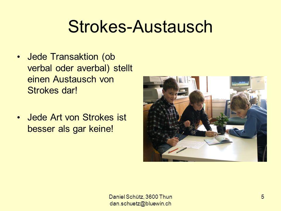 Daniel Schütz, 3600 Thun dan.schuetz@bluewin.ch
