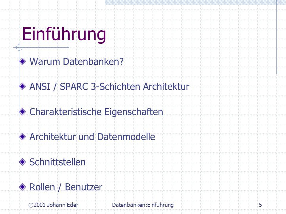 Kurs datenmodellierung sql johann eder ppt herunterladen for 3 schichten architektur