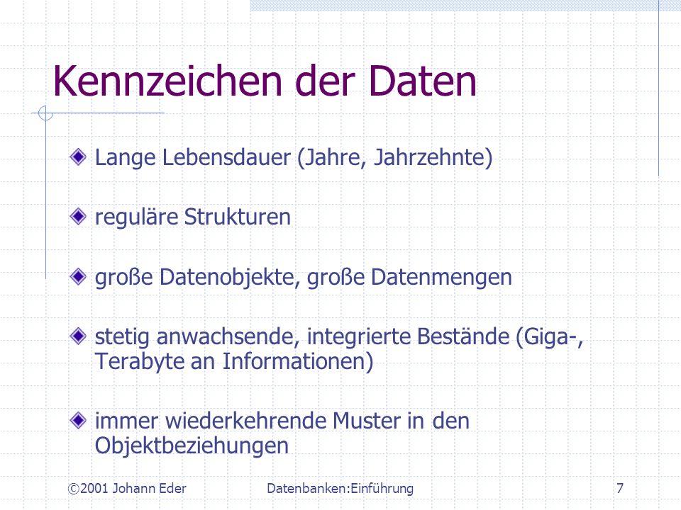 Datenbanken:Einführung