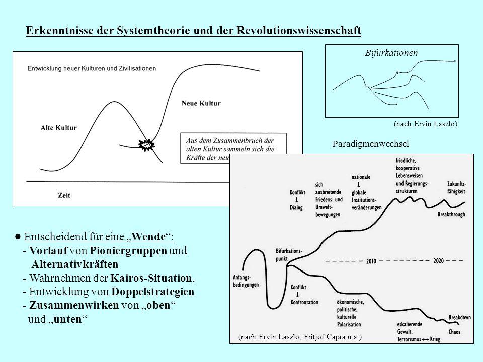 Erkenntnisse der Systemtheorie und der Revolutionswissenschaft