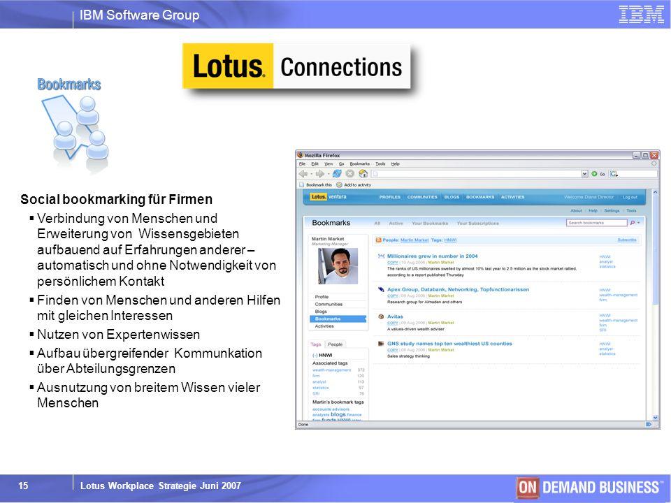 Social bookmarking für Firmen