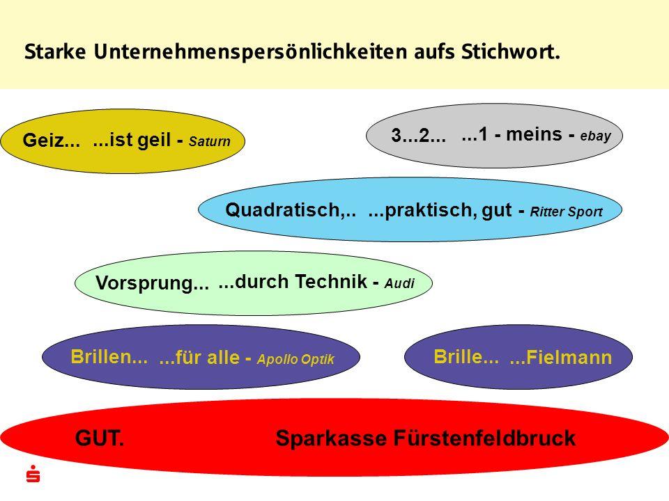 GUT. Sparkasse Fürstenfeldbruck