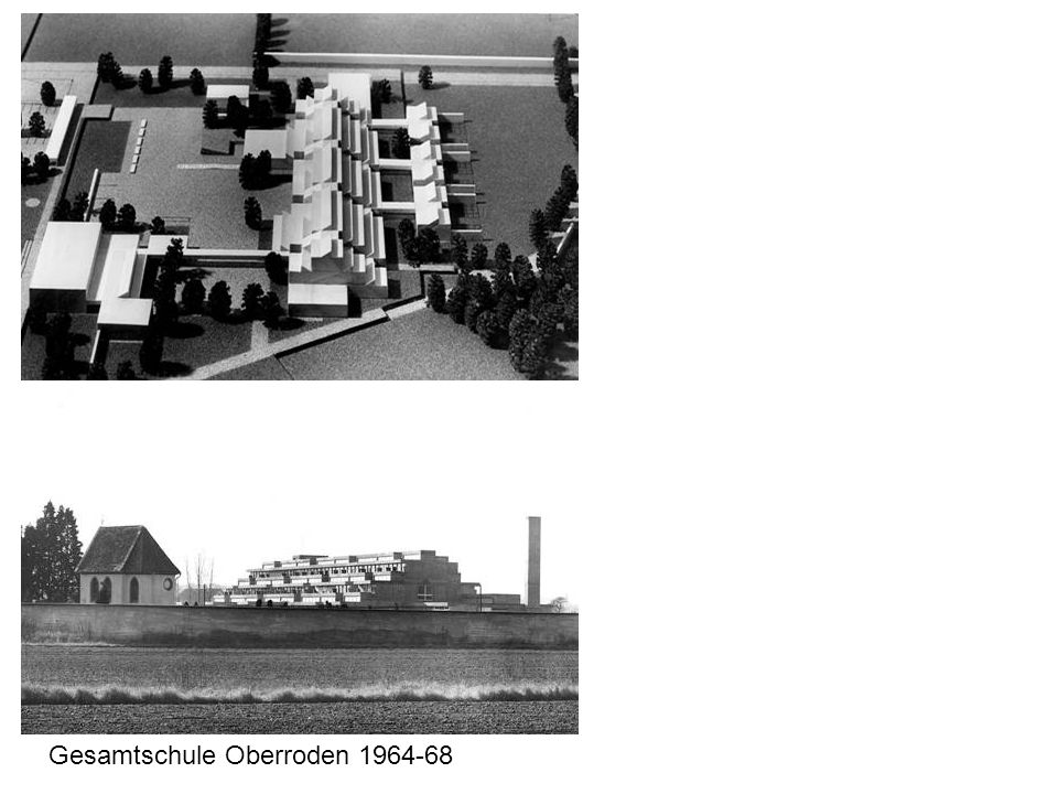 Gesamtschule Oberroden 1964-68