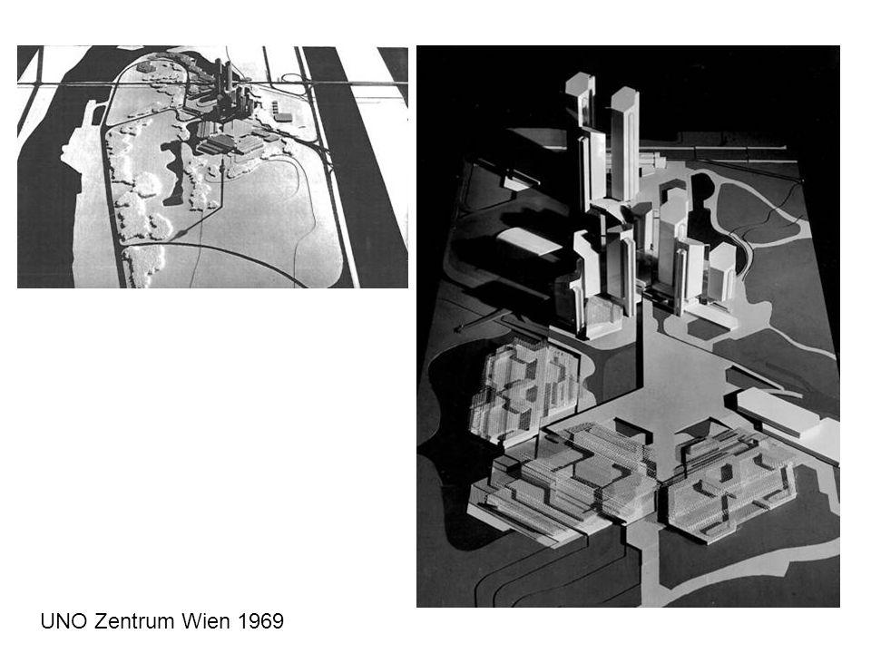 UNO Zentrum Wien 1969