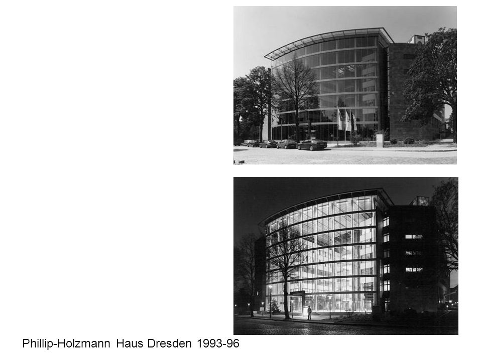 Phillip-Holzmann Haus Dresden 1993-96