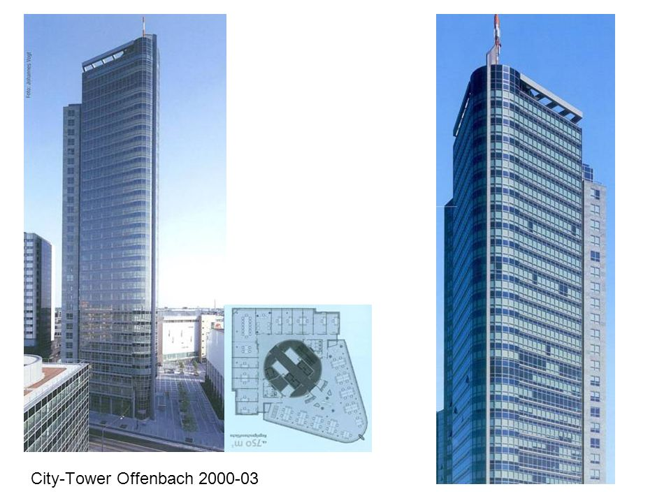 City-Tower Offenbach 2000-03
