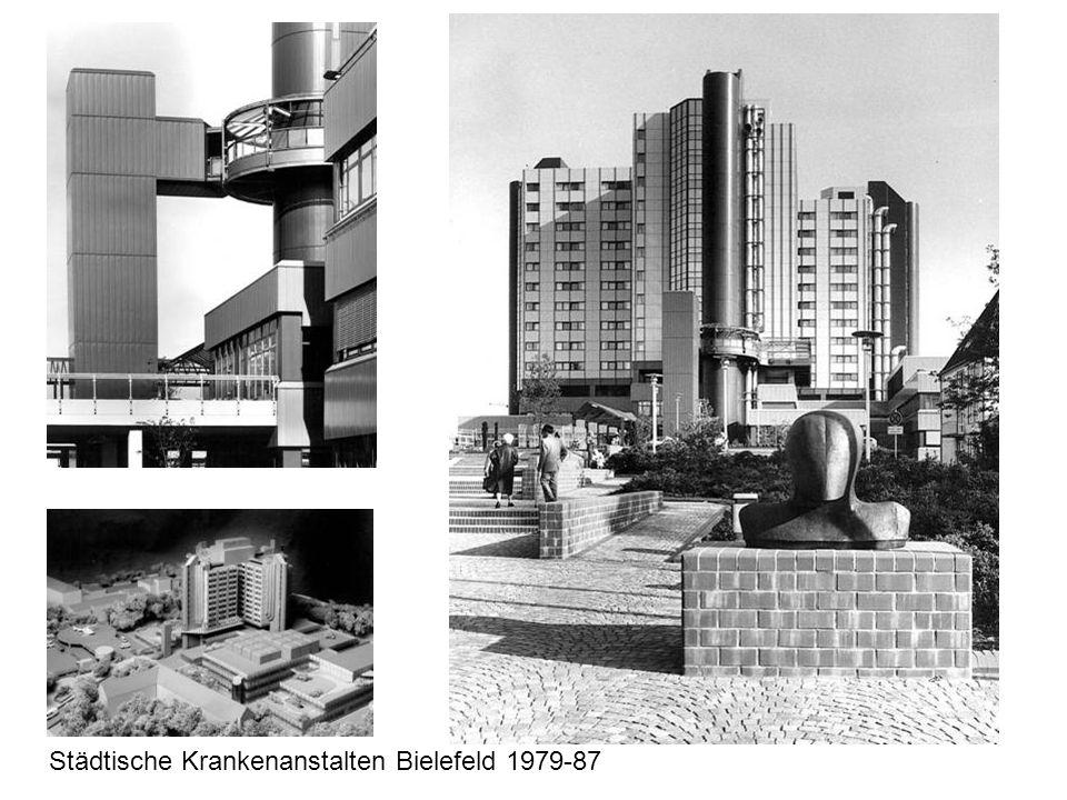 Städtische Krankenanstalten Bielefeld 1979-87