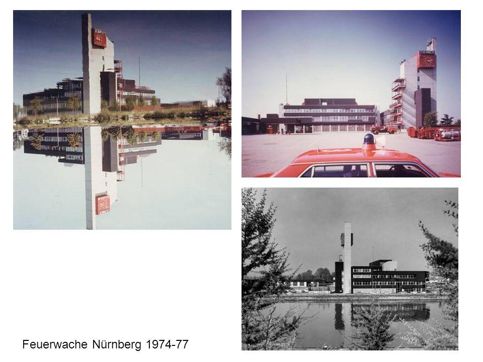 Feuerwache Nürnberg 1974-77