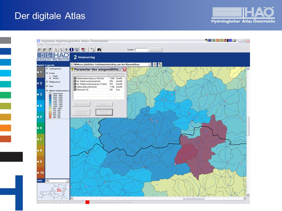 Der digitale Atlas