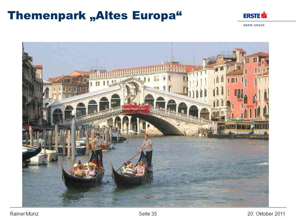 """Themenpark """"Altes Europa"""