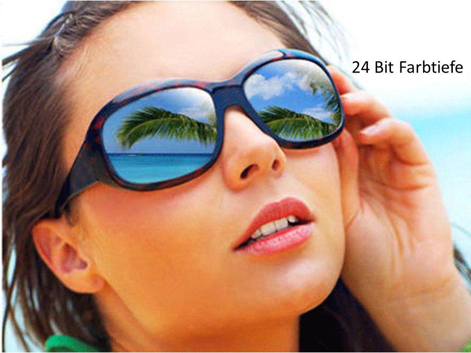24 Bit Farbtiefe SS 2011, R. Schmidt