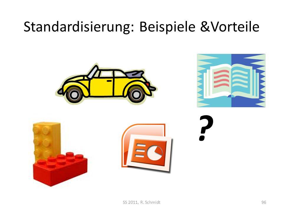 Standardisierung: Beispiele &Vorteile