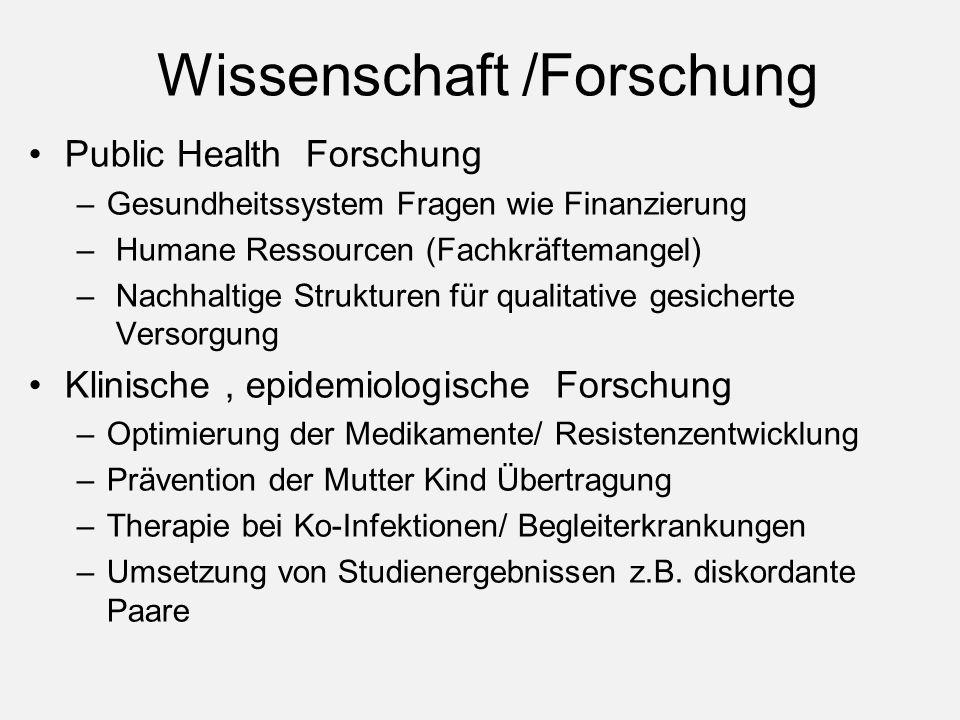 Wissenschaft /Forschung