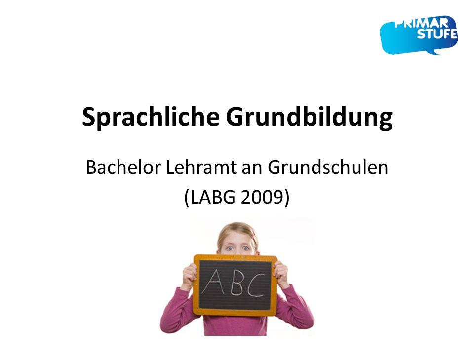 Sprachliche Grundbildung
