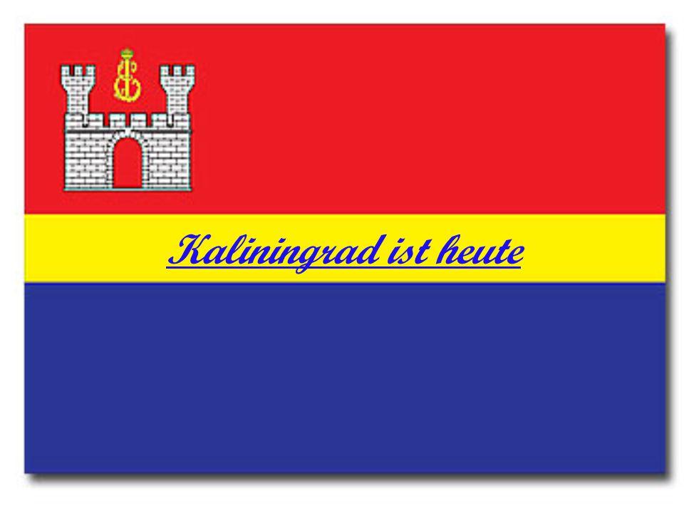 Kaliningrad ist heute