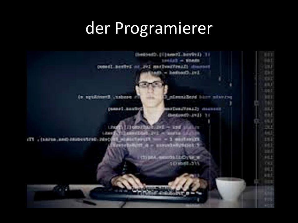 der Programierer