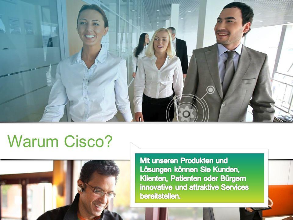 Warum Cisco.