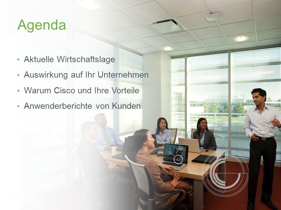 Agenda Aktuelle Wirtschaftslage Auswirkung auf Ihr Unternehmen