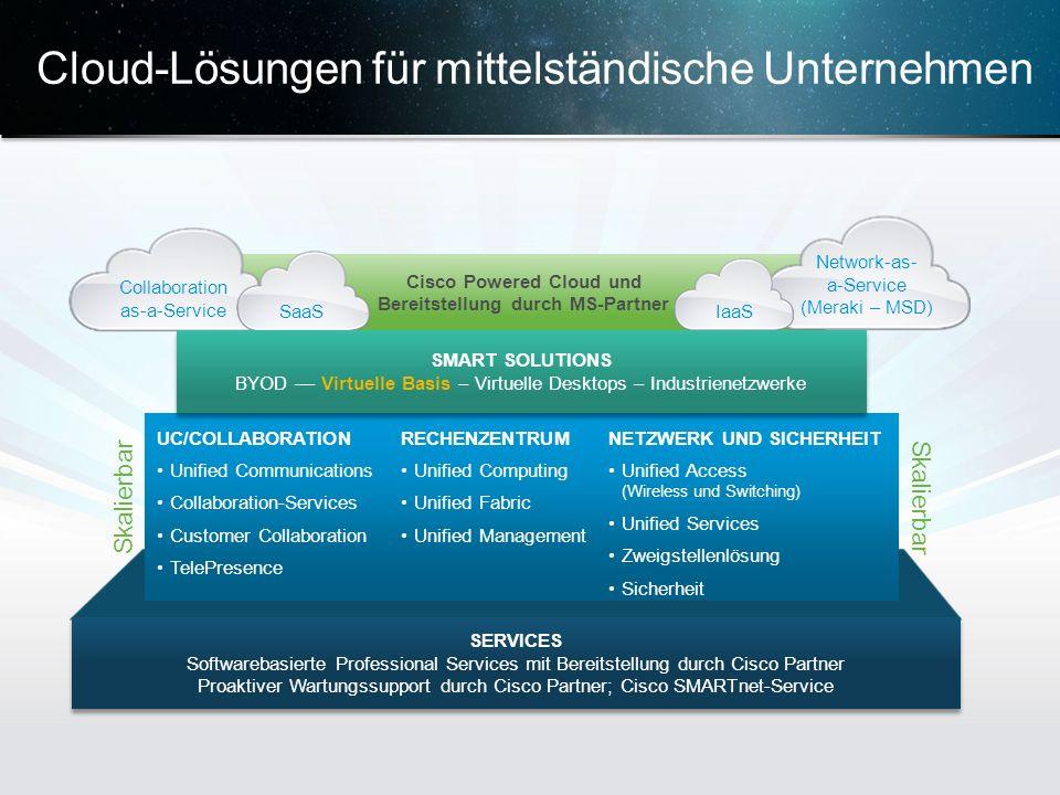 Cloud-Lösungen für mittelständische Unternehmen