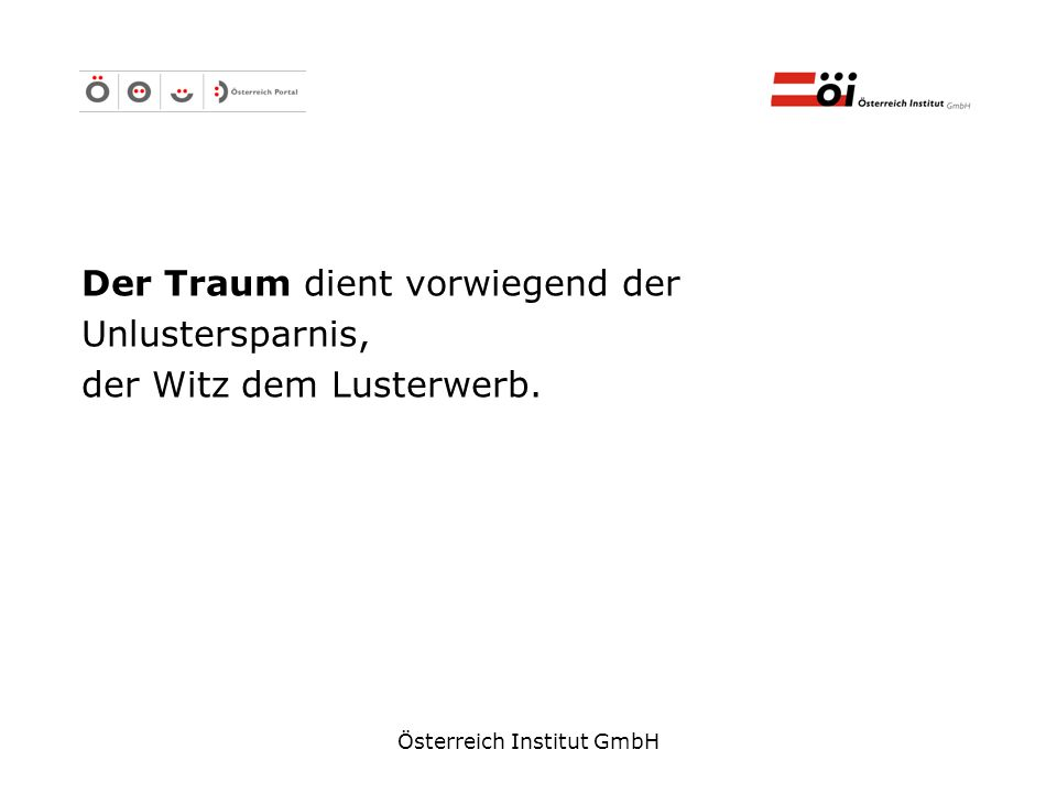 Österreich Institut GmbH