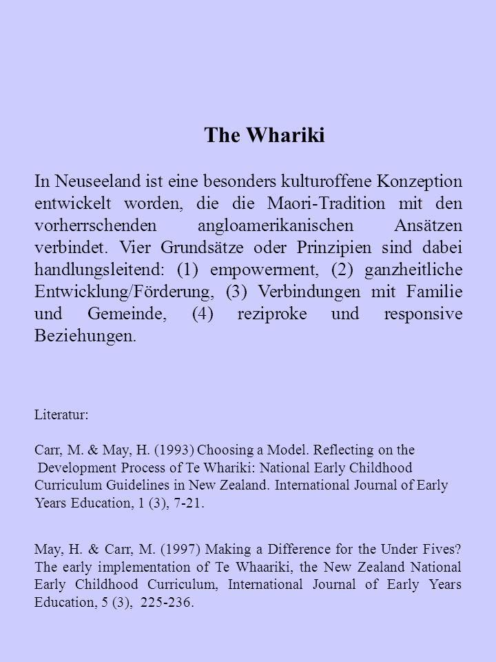 The Whariki