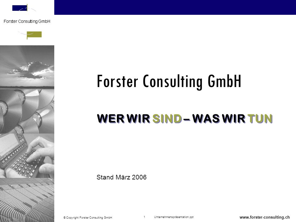 Forster Consulting GmbH