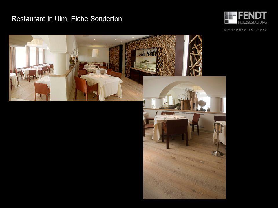Restaurant in Ulm, Eiche Sonderton