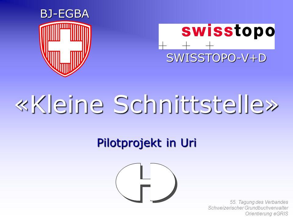 «Kleine Schnittstelle»