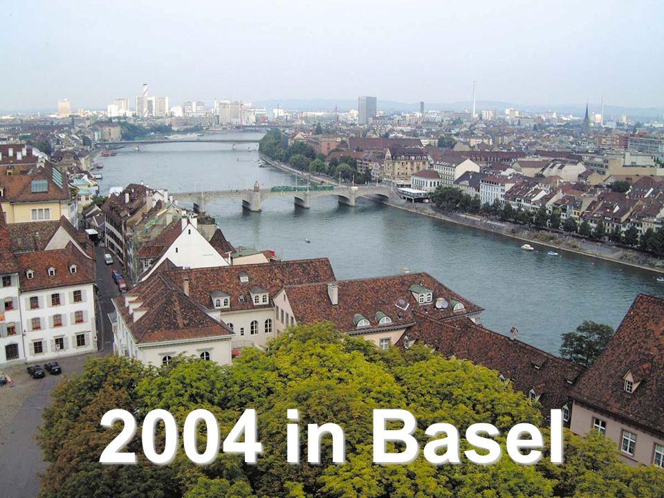 2004 in Basel