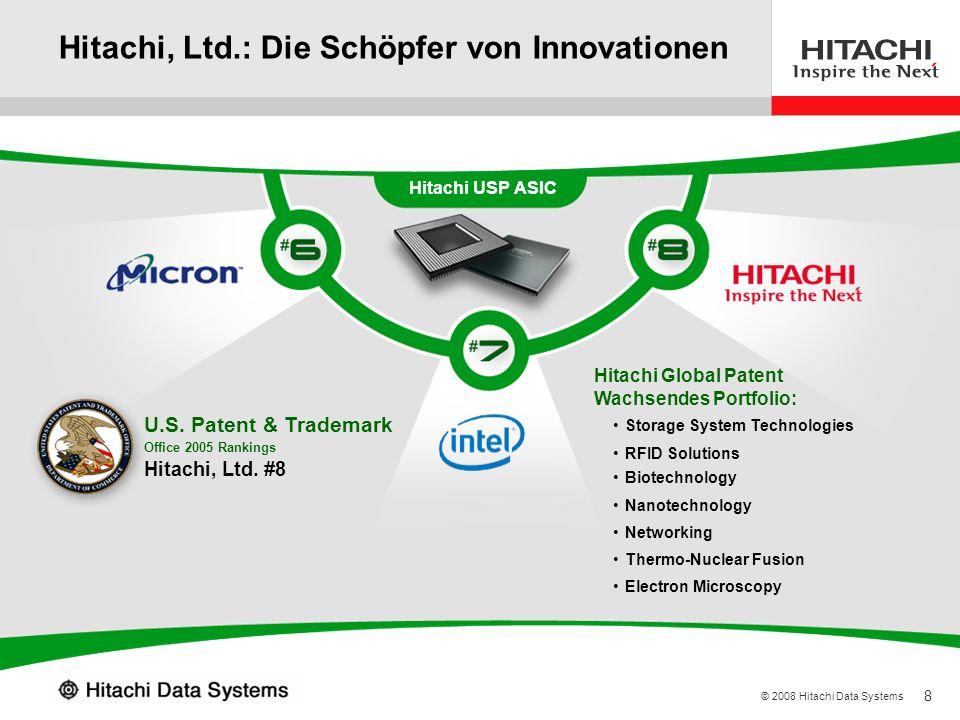 Hitachi, Ltd.: Die Schöpfer von Innovationen